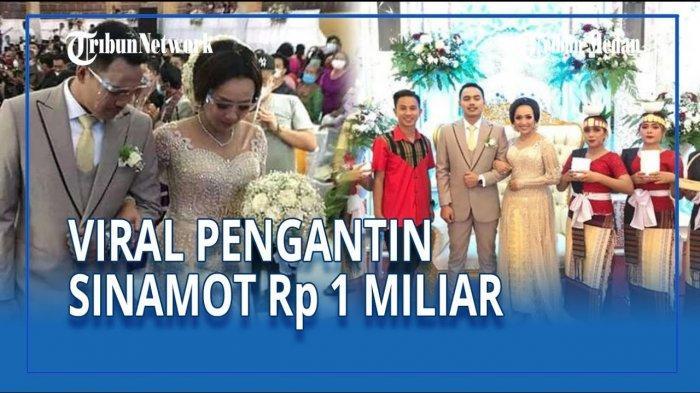 FAKTA-FAKTA Viralnya Pernikahan Anak Perwira Polisi di Tapanuli Utara, Mahar Capai Rp 1 Miliar