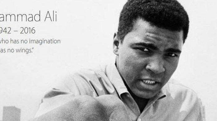 Satu Kalimat dari Muhammad Ali Bikin Petinju Ini Sukses Jadi Juara Dunia