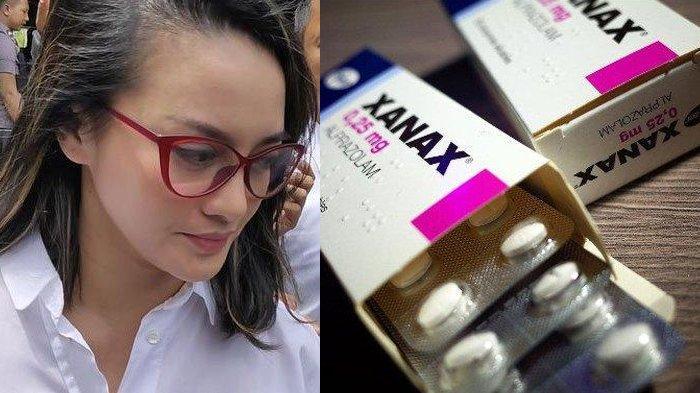 Fakta psikotropika jenis Xanax yang ditemukan di rumah Ririn Ekawati saat penggeledahan.