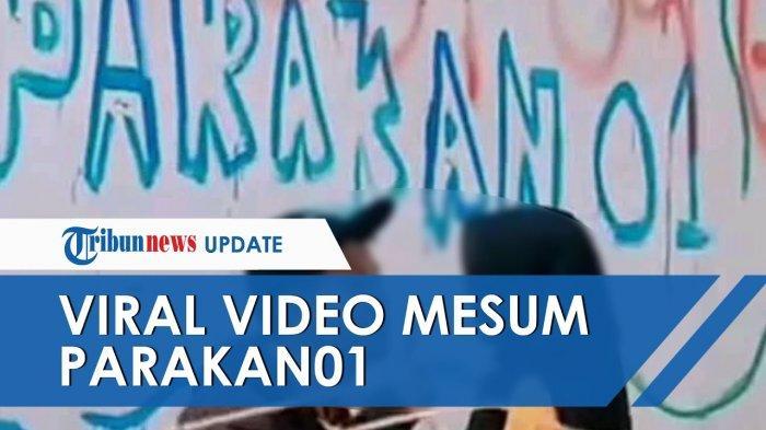 Mesum di Siang Bolong, Remaja di Serang Terekam Kamera, Videonya Viral