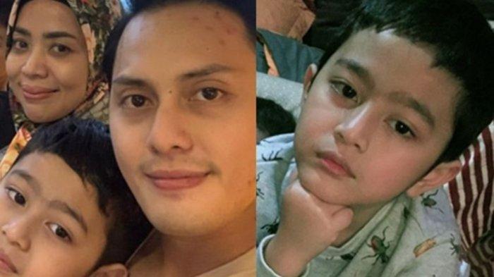 Potret Tampan Putra Nassar dan Muzdalifah yang Kini Berusia 7 Tahun, Disebut Mirip Fadel Islami