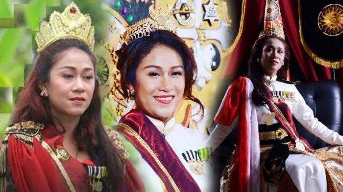 Ratu Keraton Agung Sejagat Ingin Buat Novel Kisah Hidupnya