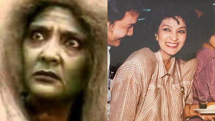 Simak profil Farida Pasha, pemeran Mak Lampir yang meninggal, Sabtu (16/1/2021), karena Covid-19.