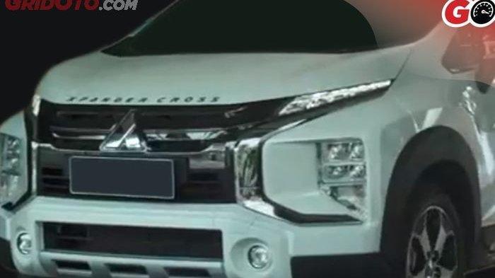 Sales Mitsubishi Bocorkan Harga Xpander Cross Mulai Rp 285 Juta