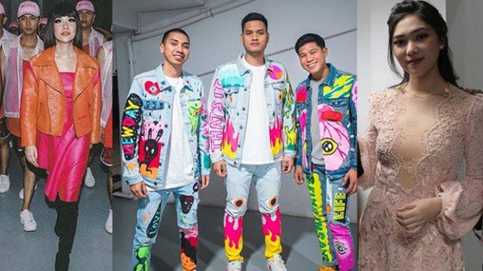 Denim Nyentrik RAN, Outer Songket BCL Hingga Elegannya Outfit Suju di Penutupan Asian Games 2018