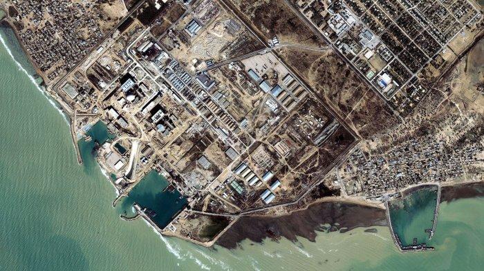 Fasilitas Bushehr dan lainnya di Iran diduga digunakan untuk membuat senjata nuklir