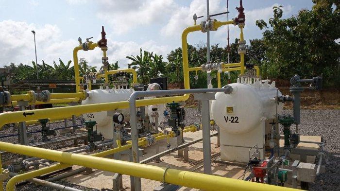 PHE Mulai Operasikan Fasilitas Produksi Gas di Sumur Randugunting-2