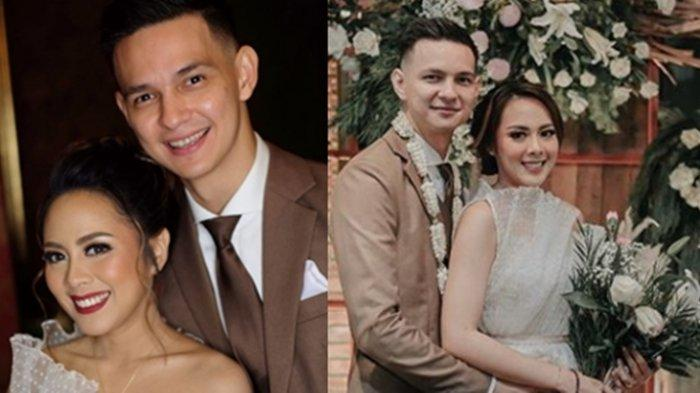 Fasty Nabila dan Marcell Darwin resmi menikah
