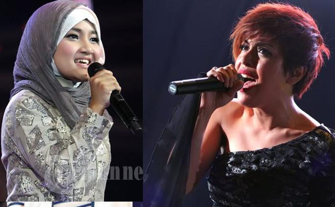 Fatin dan Novita Akan Diadu Dengan Jawara X Factor Seluruh Dunia, Paula Abdul Jurinya