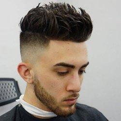 Faux Hawk Undercut