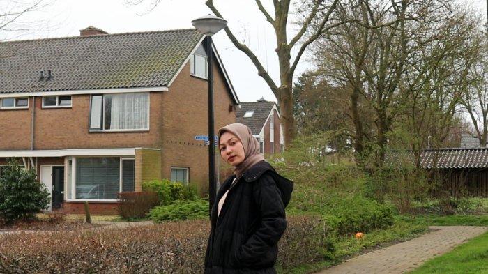 Mahasiswi IPB yang tengah melaksanakan magang di Belanda, Fauzulin Kumala Zelda, membagikan kisahnya merayakan Lebaran di Belanda.