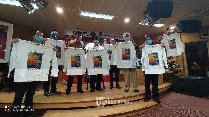 Forum Deklarator Taman Wisata Dunia Luncurkan TShirt Campaign Indonesia The World Park