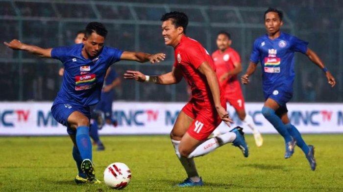 Dua Penyerang Sayap Dikabarkan Segera Merapat ke Arema FC, Persija Jakarta Diam