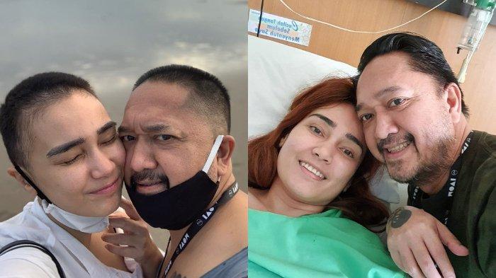 Ayahnya Kini Dengan Feby Febiola Ben Sihombing Curhat Mimpi Jadi Ibunya Gue Hanya Bisa Marah Tribunnews Com Mobile