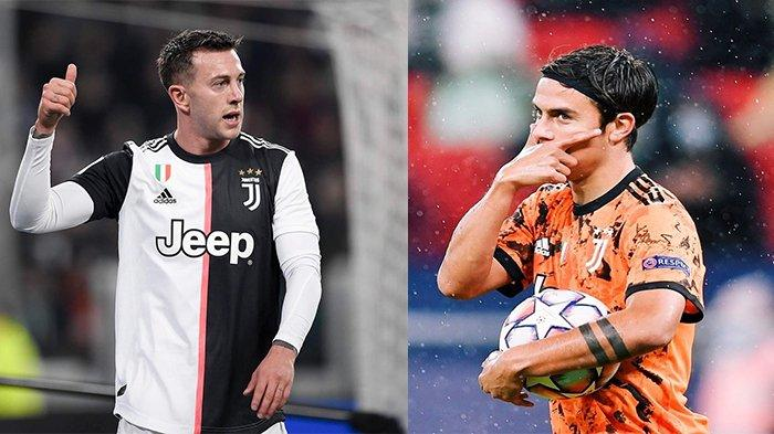 Jadwal Liga Italia Juventus vs Cagliari, Momentum Bernardeschi Yakinkan Pirlo, Nasib Dybala?