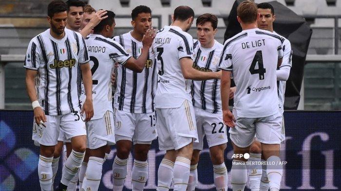 Cengkeraman Hegemoni Juventus Kendor, Pirlo Janji Tak Akan Salah Lagi, Momen Inter Rajai Liga Italia