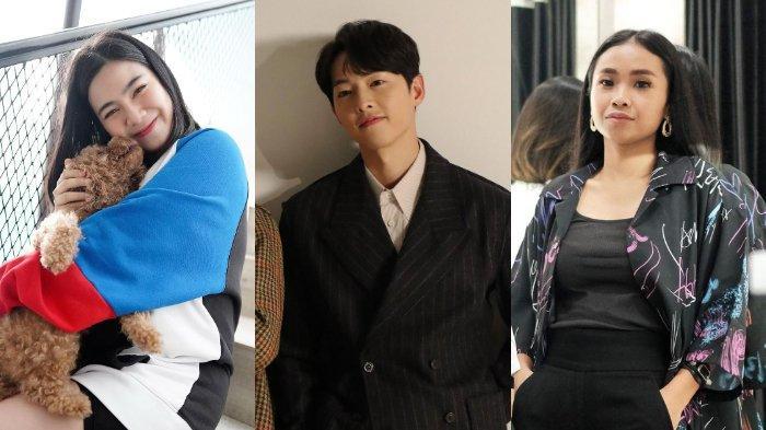 Felicya Angelista Gandeng Song Joong Ki Jadi Brand Ambassador Produknya, Ayya Renita: Proud of You