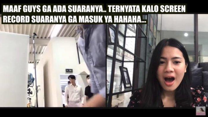 Felicya Angelista Teriak Histeris setelah Video Call dengan Song Joong Ki: Aku Pikir Mustahil