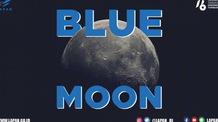 Fenomena Blue Moon.