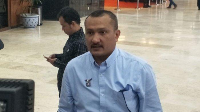 Kepala Divisi Advokasi dan Hukum Partai Demokrat Ferdinand Hutahaean