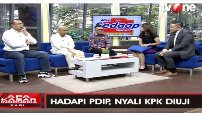 Ferdinand Hutahaen Ungkap Gagalnya KPK Geledah Kantor DPP PDIP adalah Drama: Jadi Sangat Lucui