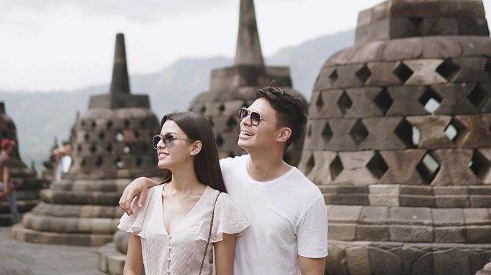 Fero Walandouw Ungkap Baru Pertama ke Candi Borobudur Saat Liburan Bareng Pacar