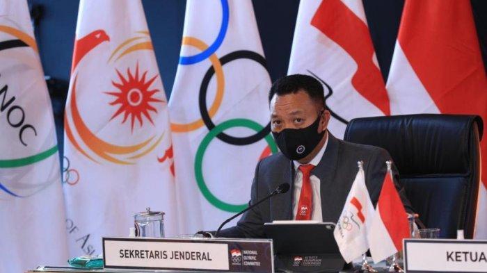 Komite Olimpiade Indonesia Siap Dukung INABCOG Sekaligus Sambut Keppres