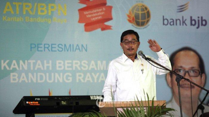 Menteri Ferry Dorong Pemerintah Daerah Bebaskan BPHTB