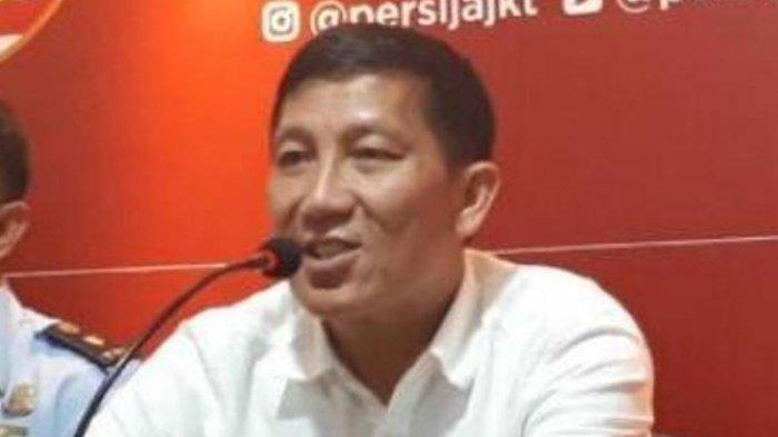 Persija Jakarta Belum Pikirkan Turnamen Pramusim, Seluruh Pemain Akan Segera Dikumpulkan