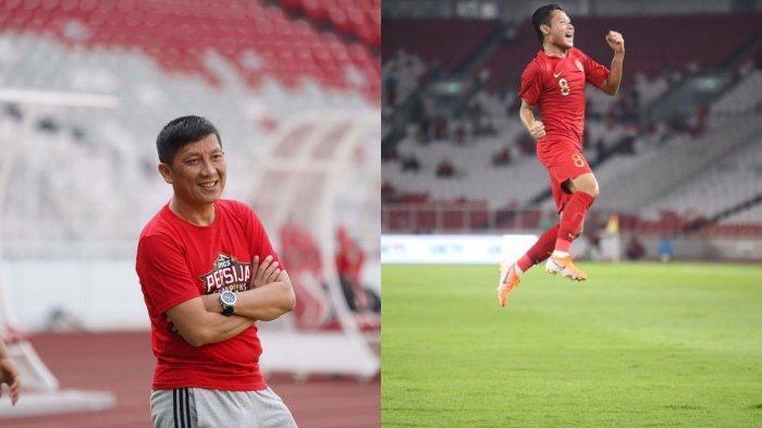 Ferry Paulus (kiri) dan Evan Dimas (kanan)