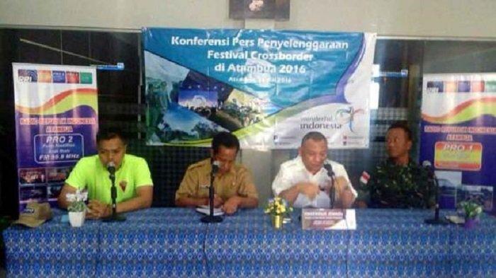Sasar Timor Leste, Kemenpar Gelar Festival Crossborder Atambua Akhir Tahun
