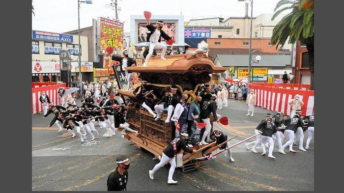 Festival Budaya Jepang Kishiwada Danjiri Hadir Lagi Setelah 2 Tahun Absen