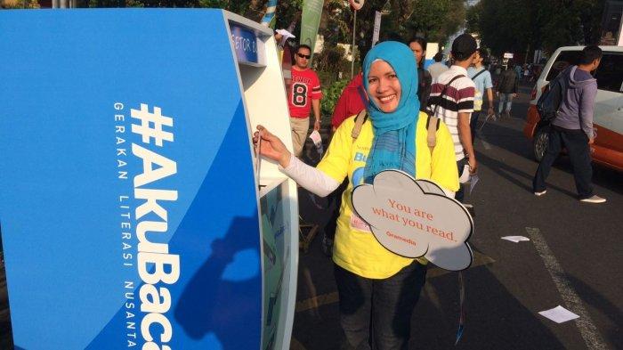 Kompas Gramedia Lakukan Beragam Aksi di Yogyakarta Untuk Majukan Literasi