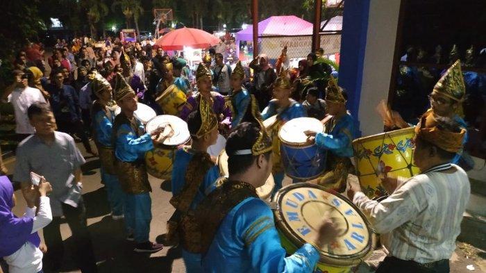 Ratusan Perantau Sumatera Barat di Jakarta Tumpah Ruah di Festival Minang