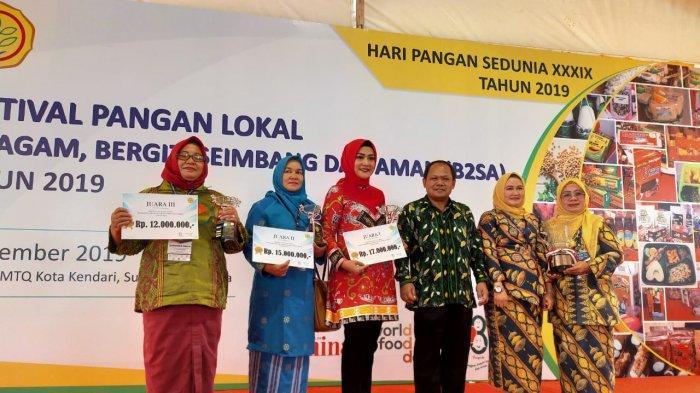 BKP Kementan Dorong Komersialisasi Produk Pangan Lokal