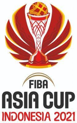 FIBA Asia Cup 2021 logo