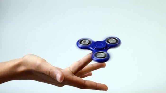Mainan Ini Diyakini Dapat Menghilangkan Gelisah dan Tingkatkan Fokus