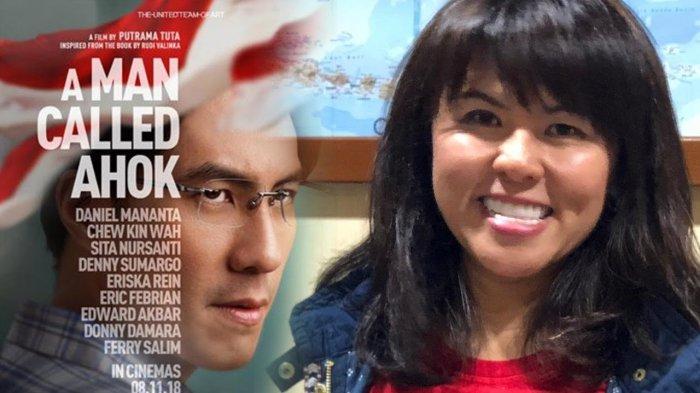 Sedih dan Kecewa, Fifi Lety Indra Ungkap Karakter Ayah Ahok di Film 'A Man Called Ahok' Tidak Tepat