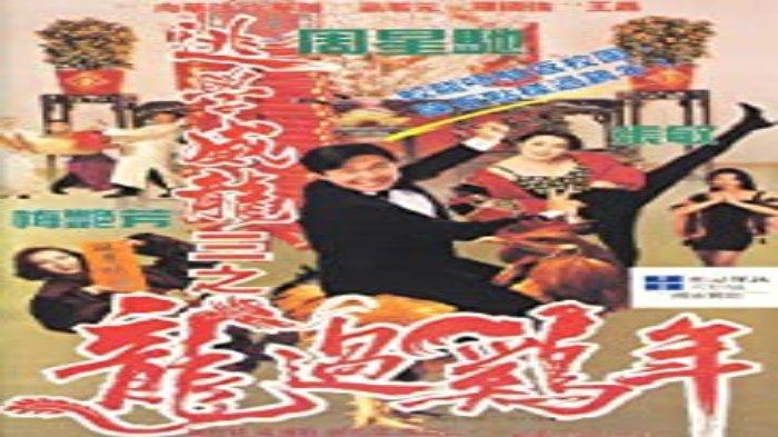 Sinopsis Film Fight Back to School 3, Aksi Penyamaran Stephen Chow di Sekolah
