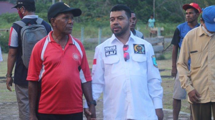Senator Filep Dukung Aspirasi Masyarakat Adat Suku Sebyar Kabupaten Teluk Bintuni