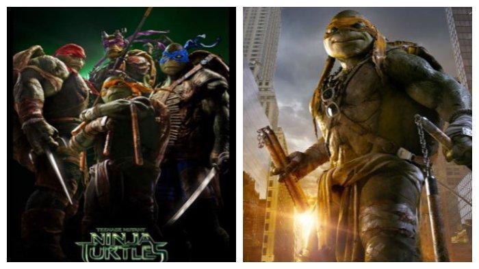 Jadwal Acara TV Minggu,16 Februari 2020: Film Akhir Pekan, Teenage Mutant Ninja Turtle di TransTV