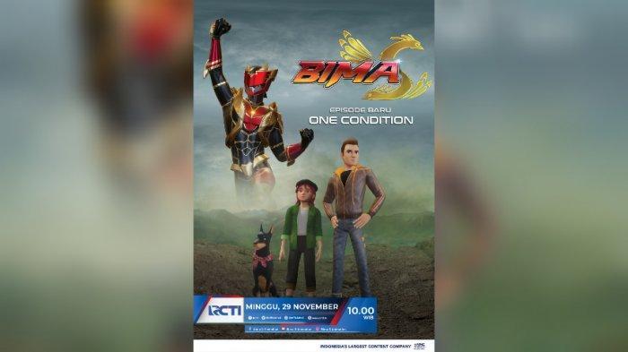 Sinopsis serial animasi Bima S yang akan tayang pada hari Minggu (29/11/2020) pukul 10.00 WIB.