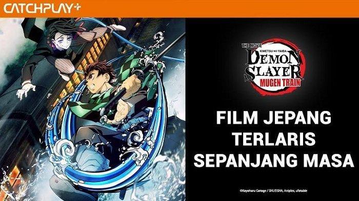 Film Demon Slayer - Kimetsu no Yaiba The Movie: Mugen Train Tayang Streaming di CATCHPLAY