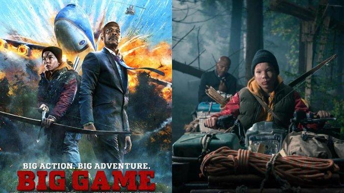Sinopsis Film Big Game, Aksi Penyelamatan Presiden AS, Tayang di Trans TV Malam Ini