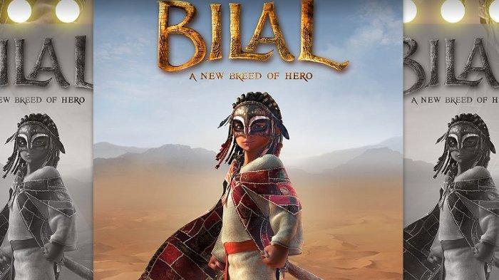 Sebentar Lagi Tayang di Bioskop, Ini Proses Panjang Produksi Film Animasi Bilal A New Breed of Hero