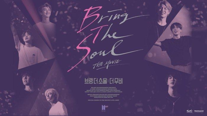 Film BTS Bring The Soul: The Movie Tayang Hari Ini, RM dkk Siapkan Kejutan Kecil di Bagian Akhir