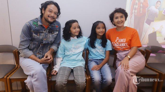Main Bareng di Film 'Buku Harianku', Dwi Sasono Nostalgia Cinta Dengan Widi Mulia