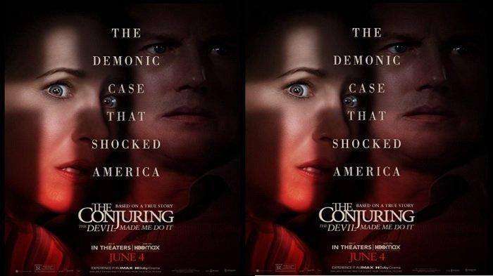 Film The Conjuring 3: The Devil Made Me Do It, Tayang 4 Juni 2021 di Bioskop dan HBO Max