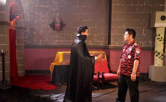 Aktor dan Aktris Asing Main Film Horor Indonesia