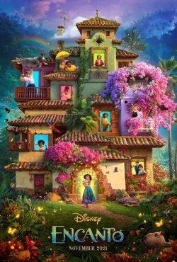 Fakta Film Encanto, Animasi Terbaru Disney Berlatar di Kolombia, Tayang November 2021